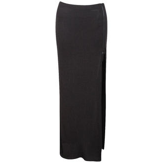 View Item Black Jersey Maxi Skirt